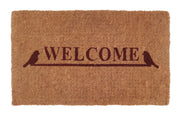 Doormat -Welcome 100% Coir - Stella Rugs
