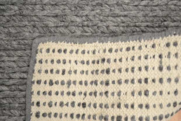 Cable Basalt - Modern Hand Knotted Wool Rug - Stella Rugs