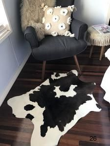 Calf Hide Rug - Genuine Brazillian - Stella Rugs