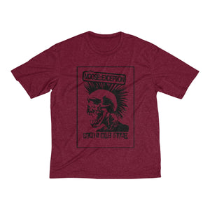 The Moose::Exception (Men's Heather Dri-Fit Tee)