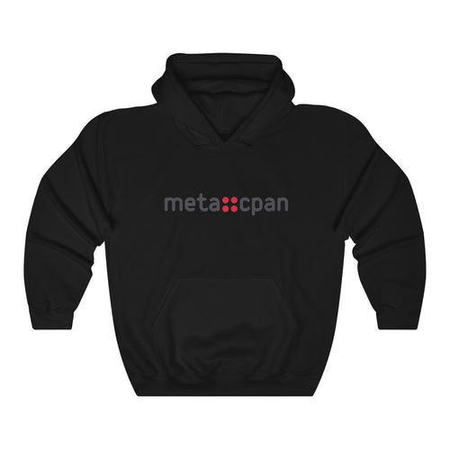 meta::cpan (Unisex Heavy Blend™ Hooded Sweatshirt)