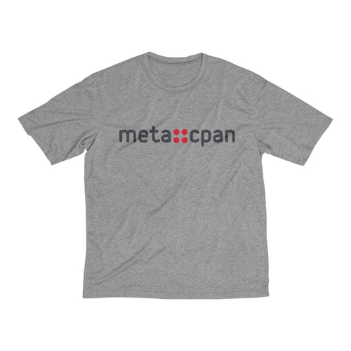 meta::cpan (Men's Heather Dri-Fit Tee)