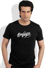 Load image into Gallery viewer, Emjayze Men's Logo Hemp Tee (Pre Order)