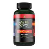 Royal Relax Kratom Red Dragon Capsules
