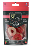 Royal Relax 6ct 180mg Strawberry