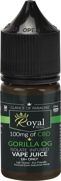Royal Relax Gorilla OG 15ml