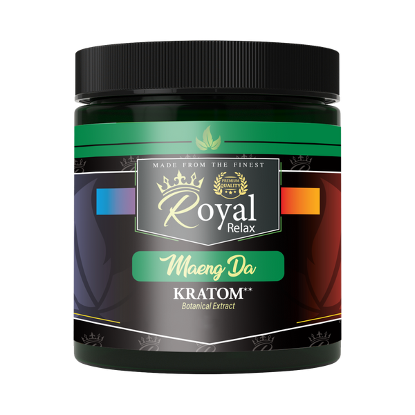 Royal Relax Kratom Maeng Da Powder
