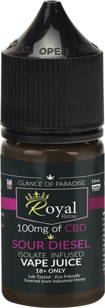 Royal Relax Sour Diesel 15ml