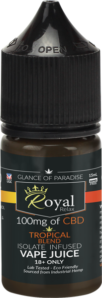Royal Relax Tropical Blend 15ml