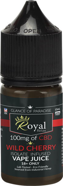 Royal Relax Wild Cherry 15ml
