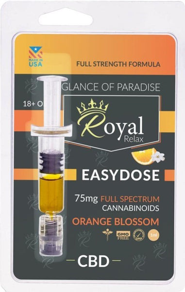 Royal Relax Easy Dose Orange Blossom