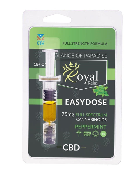 Royal Relax Easy Dose Peppermint