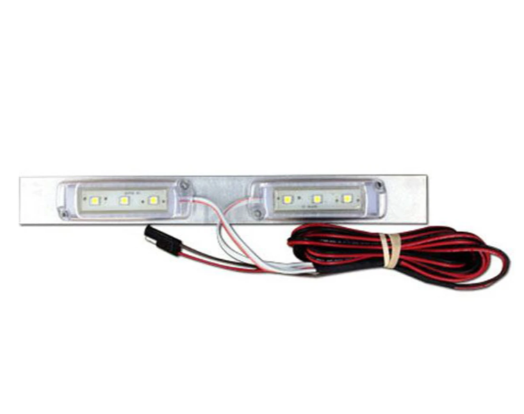 Boat Lift Motor Canopy DUAL LED Light - White - Lift Marine