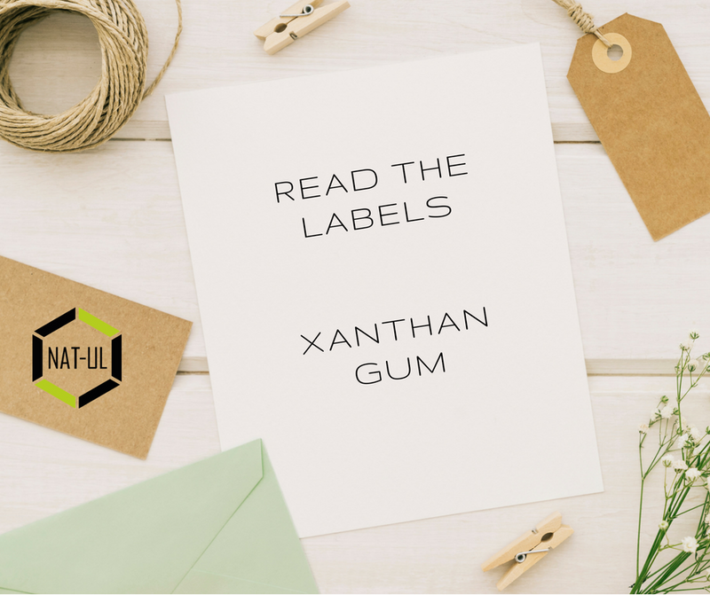 Good E numbers- Xanthan Gum