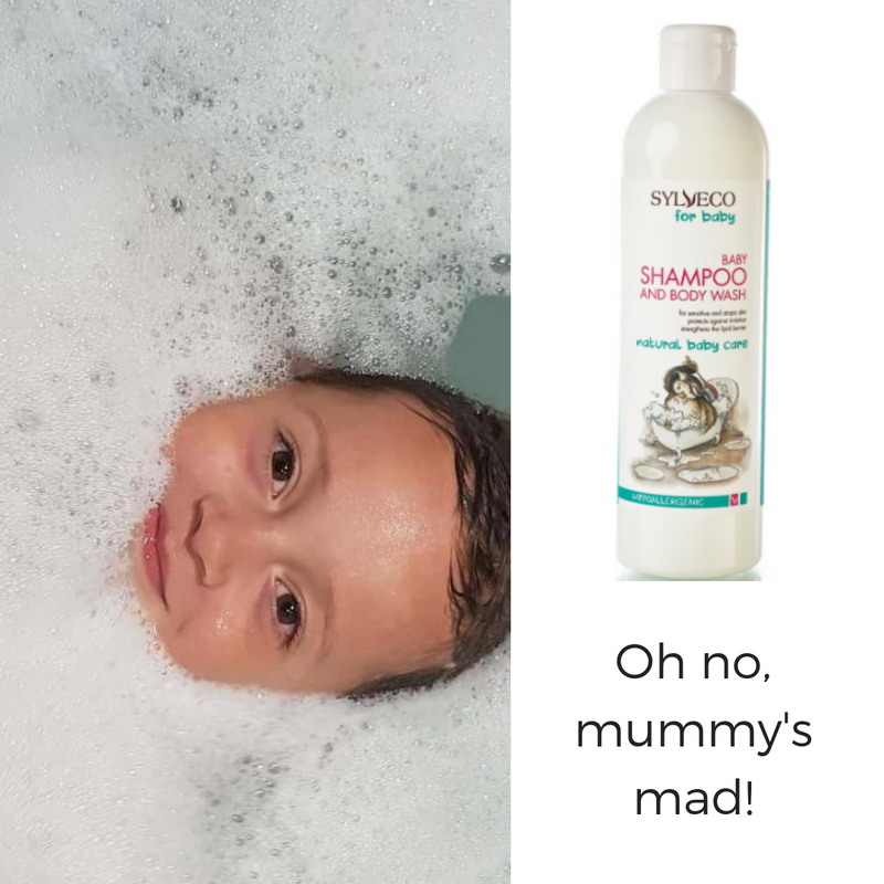 Review: Sylveco Baby shampoo and body wash