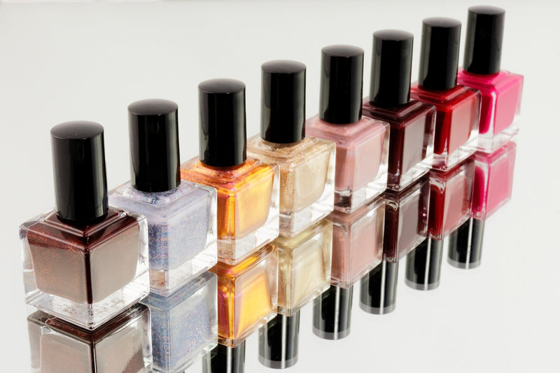 Everyday products, that can kill us- Nail polish
