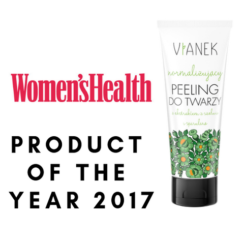 Product of The Year Women's Health