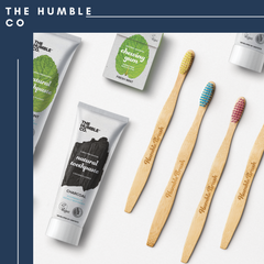 Humble Brush Plastic Free Vegan