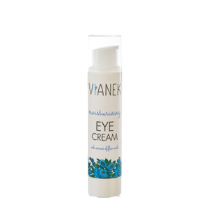 Moisturising Eye Cream with Flax Extract, Eyes creams, Vianek, Nat-ul
