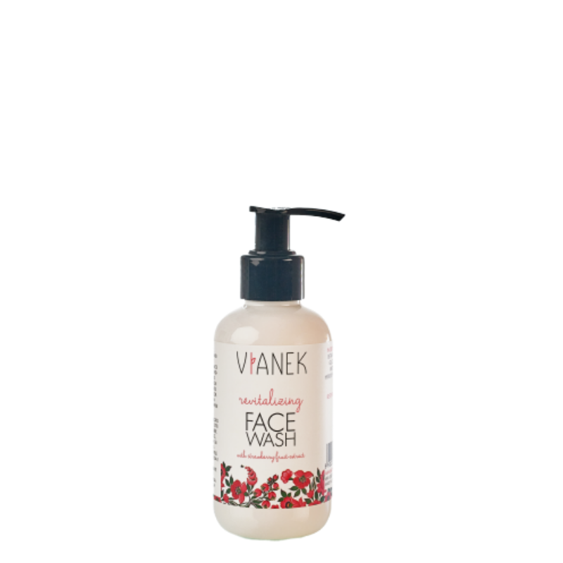 Revitalising Face Wash, Face washes, Vianek, Nat-ul