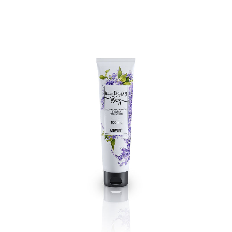 Small Conditioner- Moisturising Liliac Flower- All Hair Types