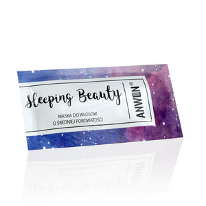 Sleeping Beauty- Hair Mask -Medium Porosity (10ml Sachet)