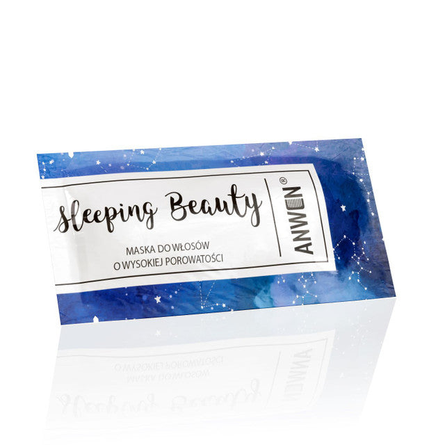 Sleeping Beauty- Hair Mask - High Porosity (10ml Sachet)
