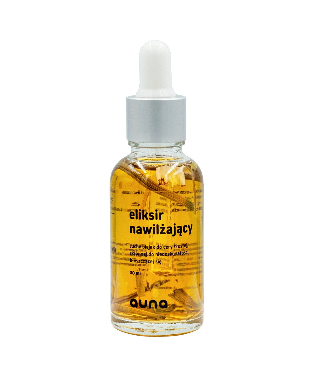 Moisturising Elixir for Oily Skin, Serum, Auna Vegan, Nat-ul