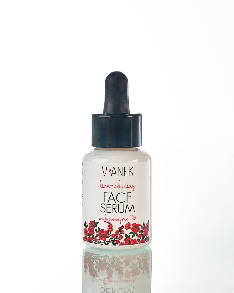 Natural Line - Reducing Face Serum with Coenzyme Q10, Serum, Vianek, Nat-ul