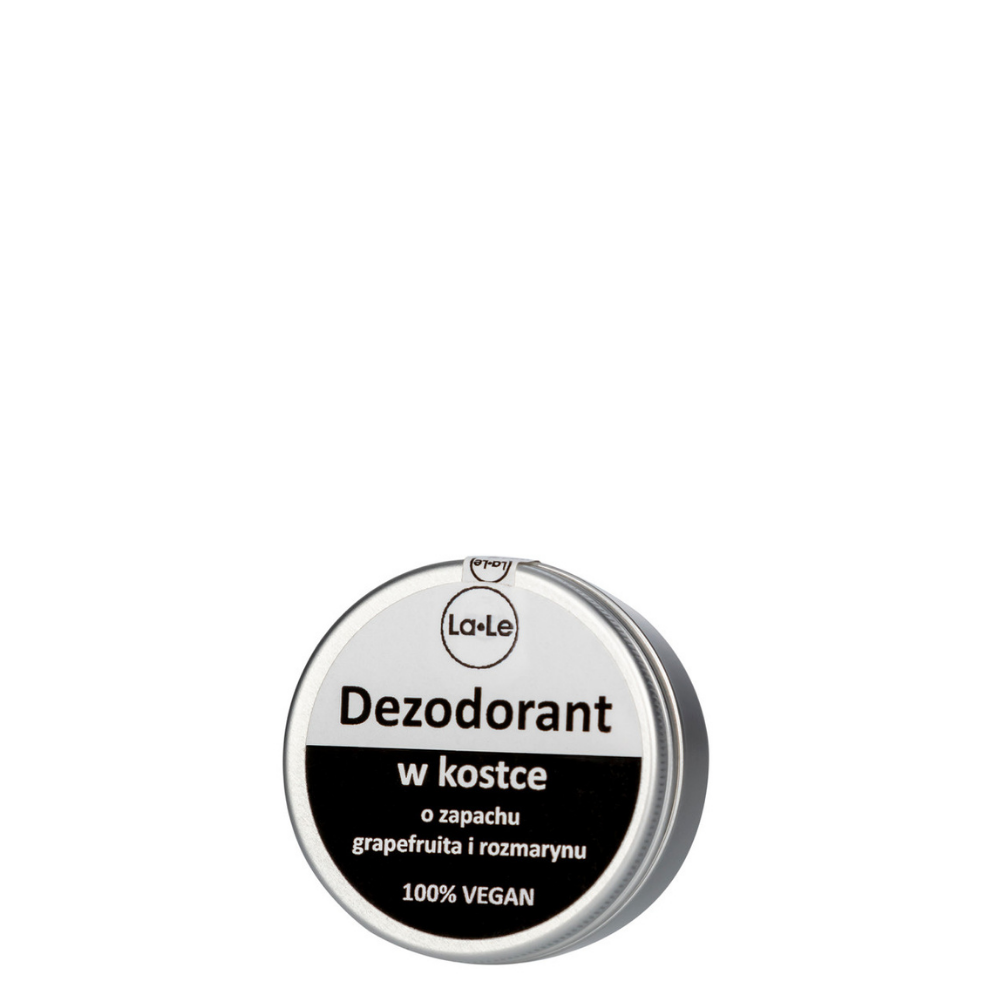 Deodorant Bar - Grapefruit and Rosemary