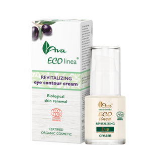 ECO LINEA Revitalising Eye Contour Cream, Eyes creams, Ava, Nat-ul