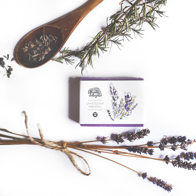 "Natural Soap ""Lavender Haven"""