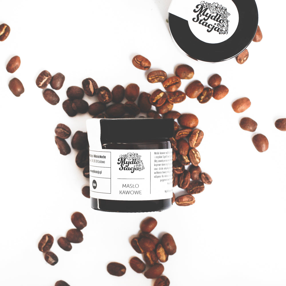 Coffee Body Butter 60g