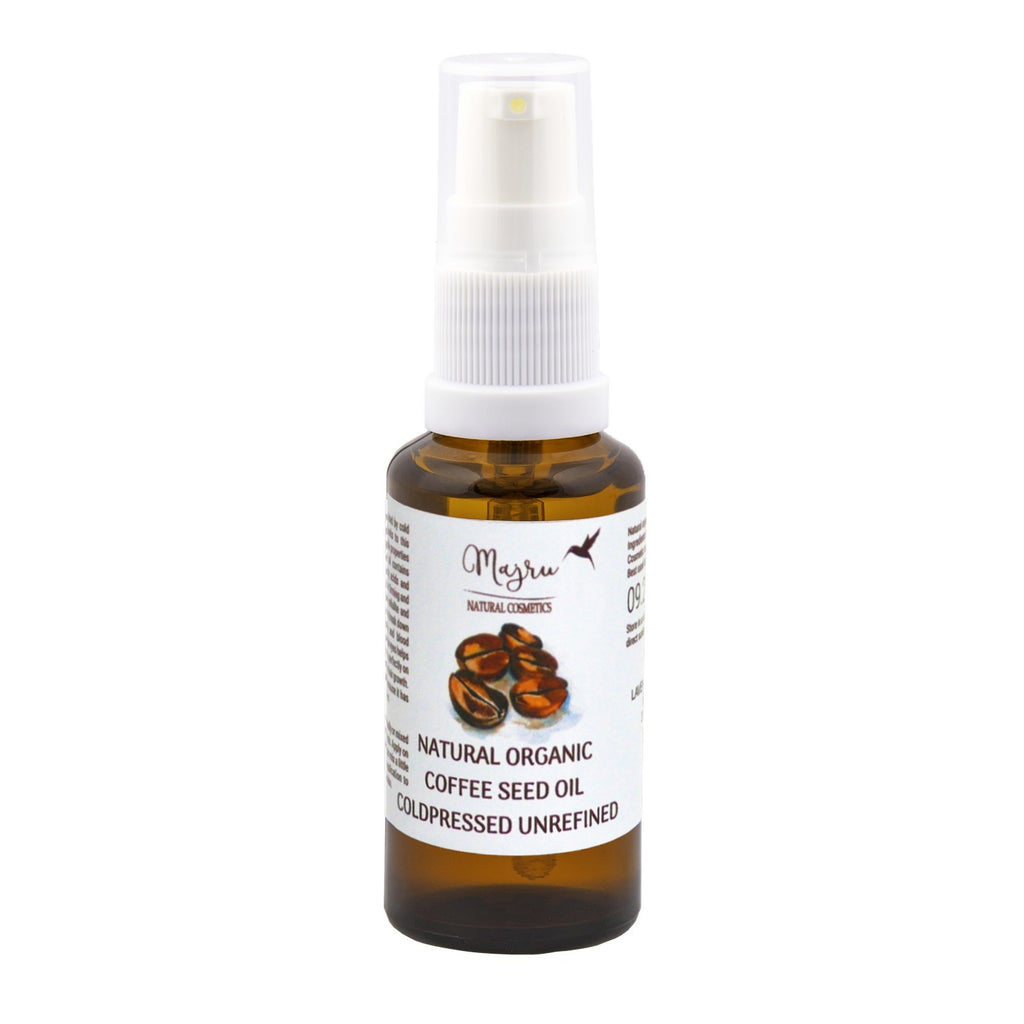 Organic Coffee Oil / Serum 50ml, Serum, Majru, Nat-ul