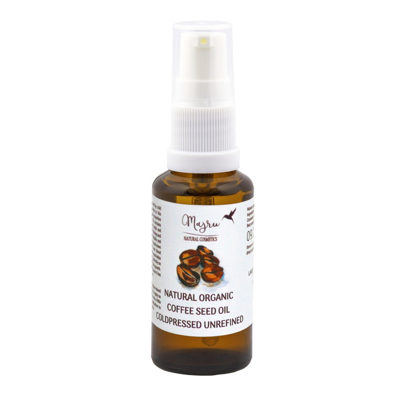 Organic Coffee Oil / Serum, Serum, Majru, Nat-ul