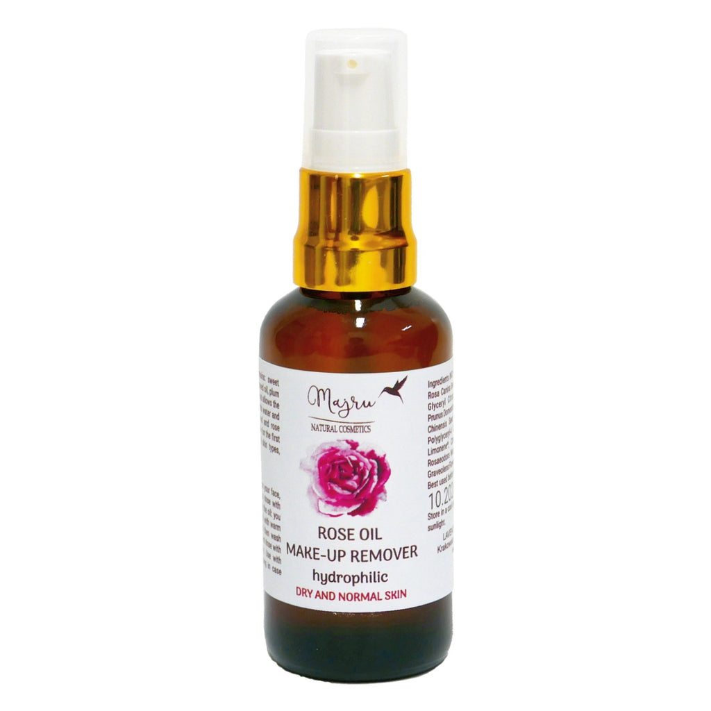 Oil Make-up Remover Rosehip (hydrophilic), Face washes, Majru, Nat-ul