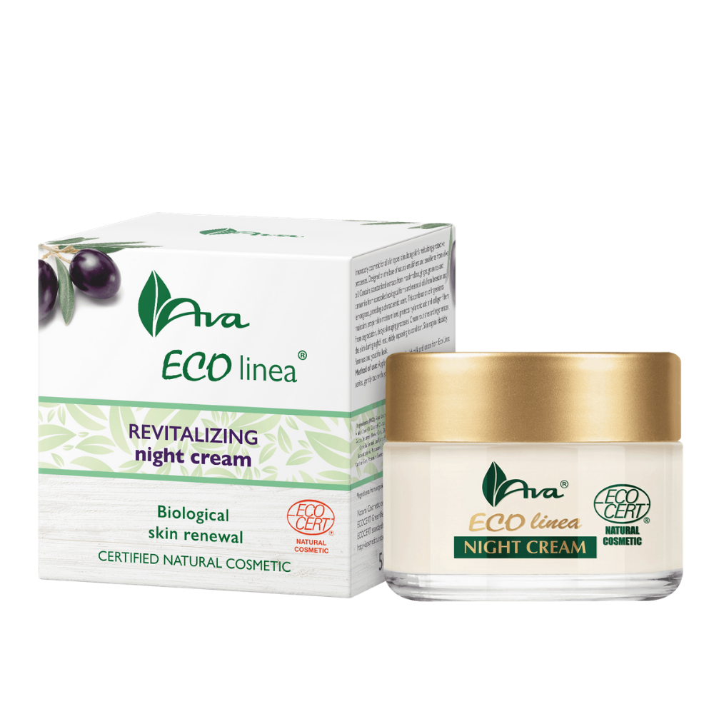 ECO LINEA Revitalising Night Cream