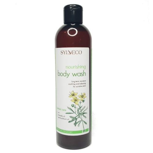 Nourishing Body Wash, Body washes, Sylveco, Nat-ul