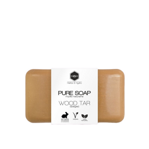 Pure Soap - Wood Tar, Soaps, Herbs & Hydro, Nat-ul