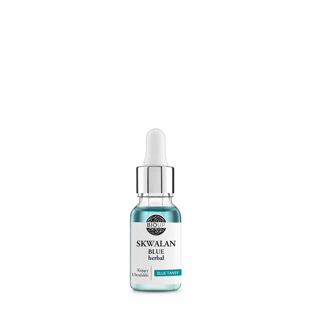 Squalane Blue Tansy - Blue Serum / Light Anti-inflammatory Oil