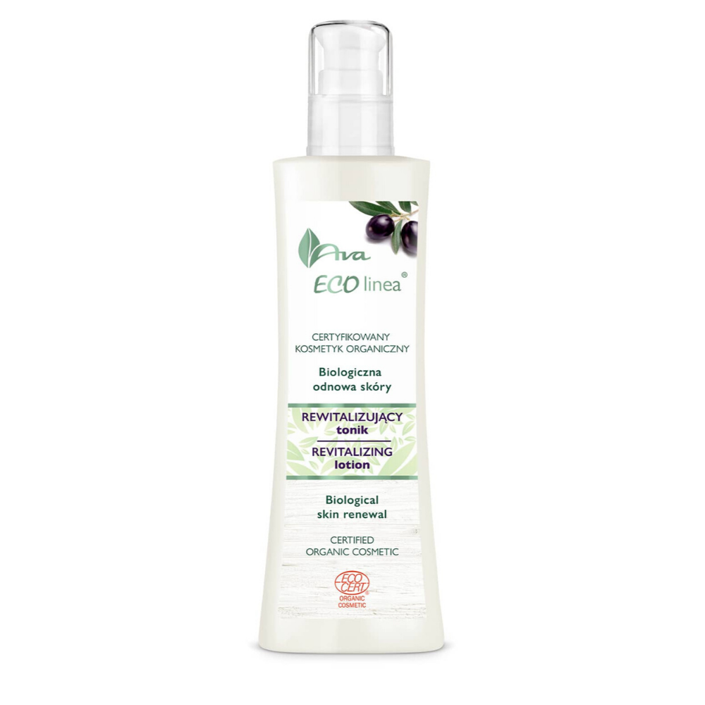 ECO LINEA Revitalising non alcohol lotion