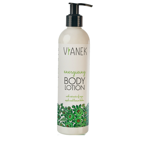 Energising Fresh Body Lotion, Lotions, Vianek, Nat-ul