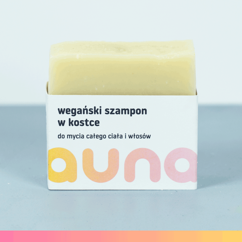 Vegan Shampoo Soap Bar, Shampoos, Auna Vegan, Nat-ul