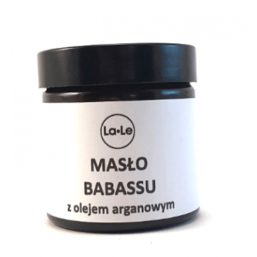 Babassu Body Butter with Argan Oil