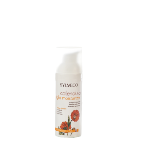 Calendula / Marigold Light Moisturiser - Day/Night, Face creams, Sylveco, Nat-ul