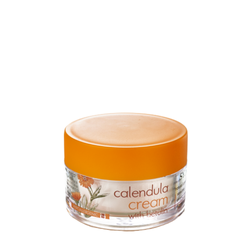Birch - Calendula / Marigold Cream with Betulin, Face creams, Sylveco, Nat-ul