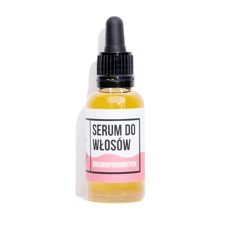 Hair serum- Medium Porosity Hair, Hair Serum, Cztery Szpaki, Nat-ul