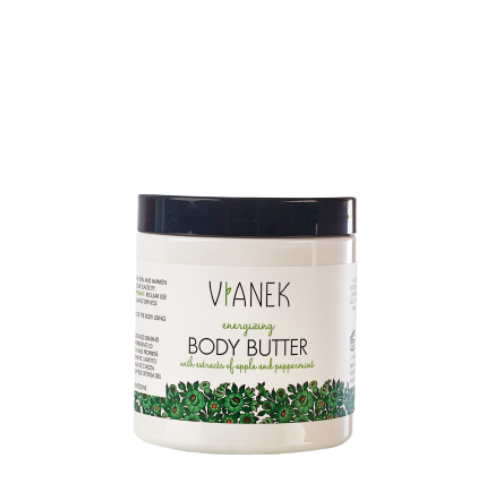 Energising Body Butter, Lotions, Vianek, Nat-ul