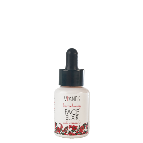 Line - Reducing Face Elixir with Vitamin C, Serum, Vianek, Nat-ul