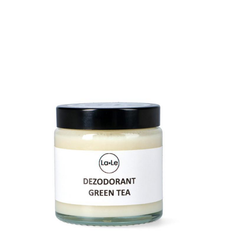 Cream Deodorant - Green Tea